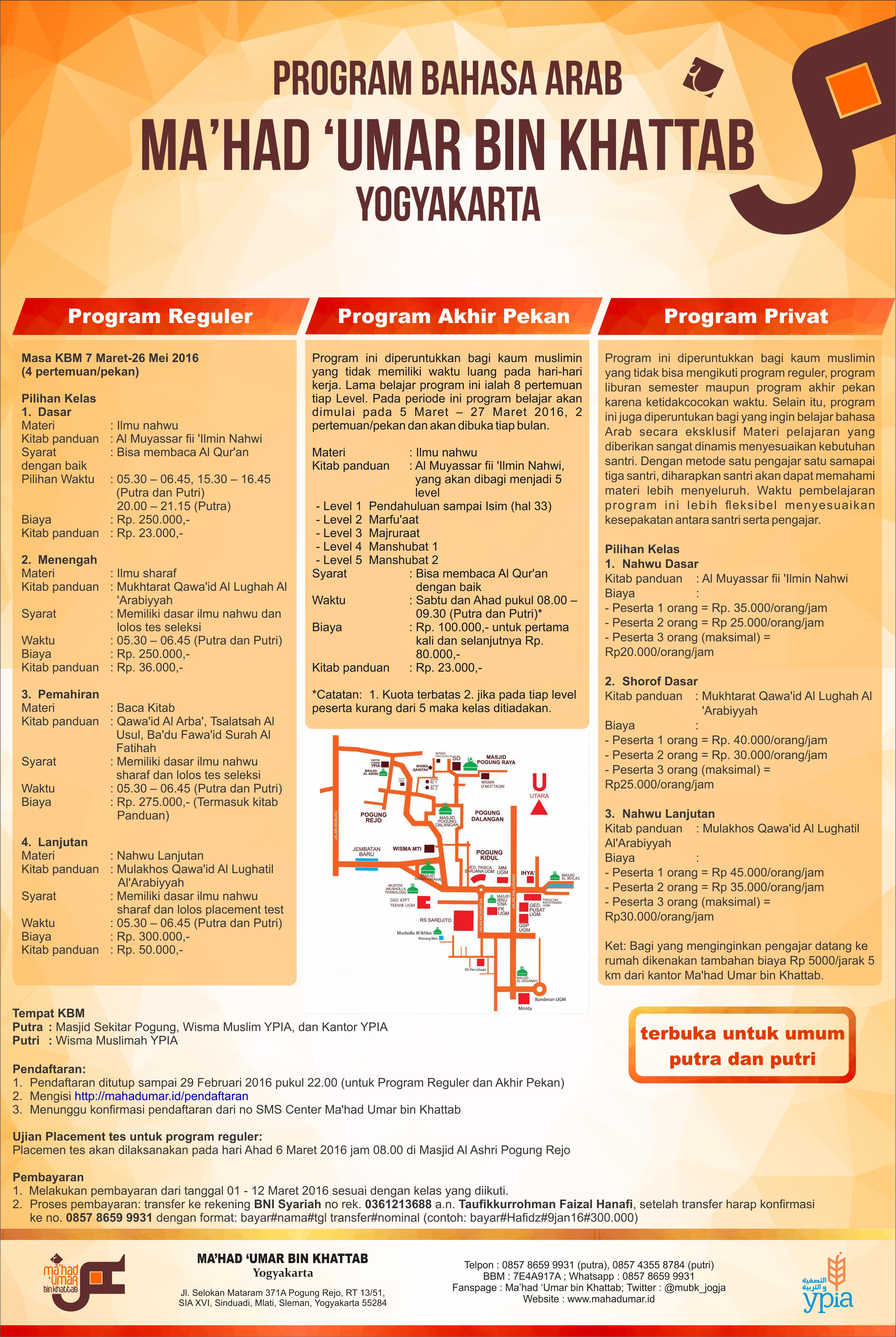 Poster All Program